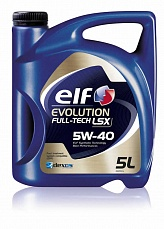 ELF EVOLUTION FULLTECH LSX 5w-40