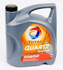 TOTAL QUАRTZ RACING 10w-50