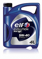 ELF EVOLUTION 900 NF 5w-40